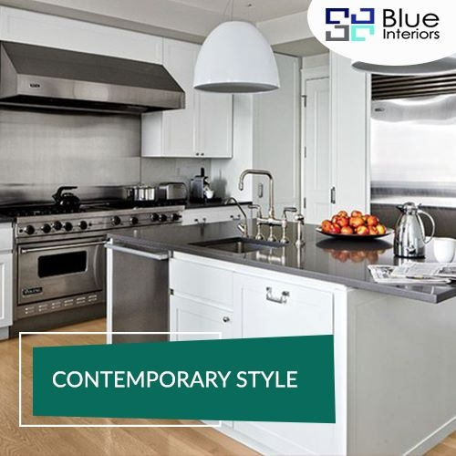 Contemporary style | Traditional kitchen designs