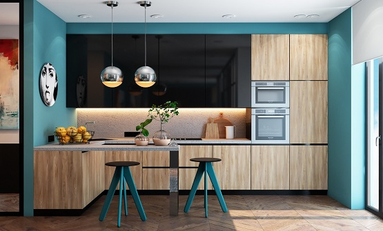 How to make your kitchen more vibrant