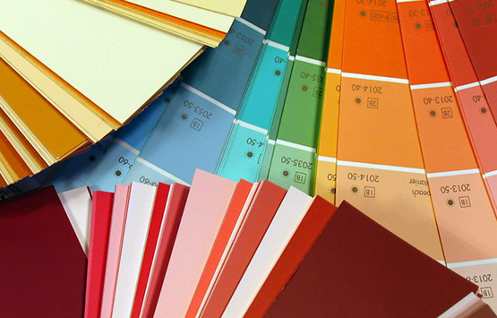 Color choice for home interiors