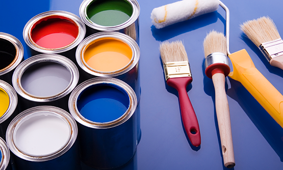 types of paint for home interiors